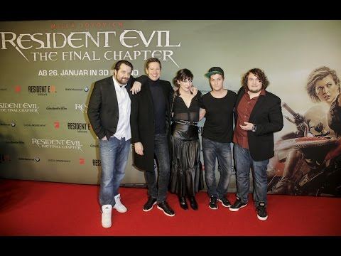 RESIDENT EVIL: THE FINAL CHAPTER I Social Movie Night mit Milla Jovovich