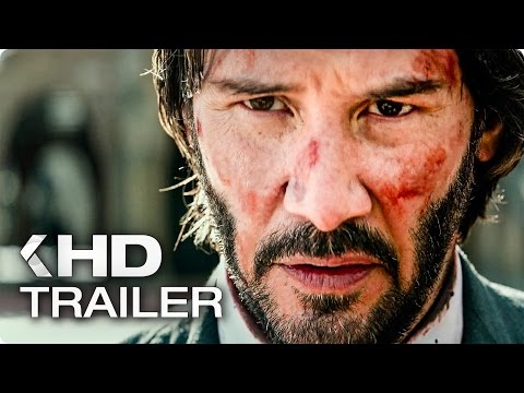 JOHN WICK 2 Trailer 2 German Deutsch (2017)