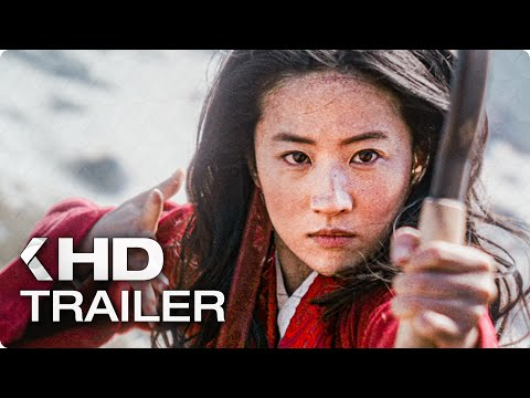 MULAN Trailer German Deutsch (2020)