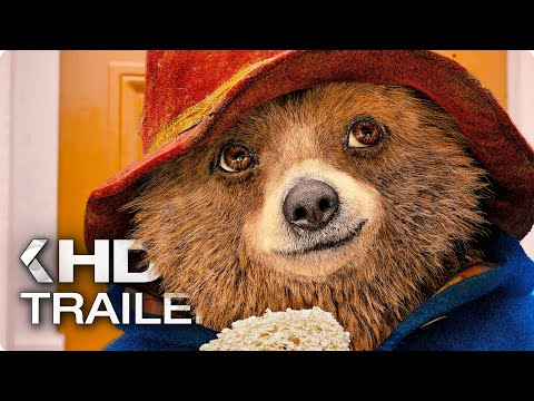 PADDINGTON 2 Exklusiv Extended Teaser German Deutsch (2017)