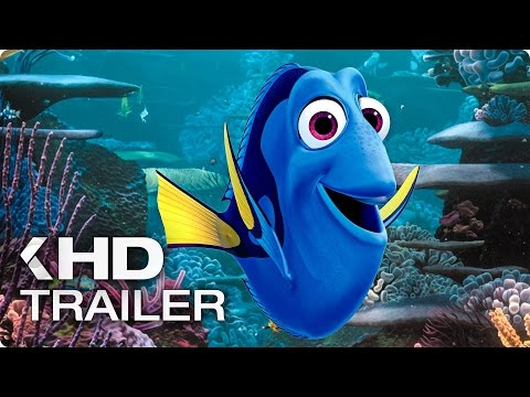 FINDET DORIE Teaser Trailer German Deutsch (2016)