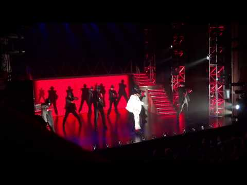 Thriller Live Musical - London 2012 - Dangerous