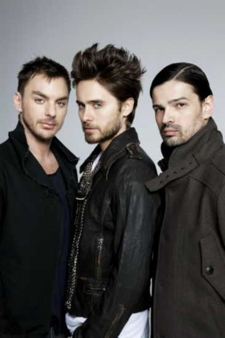 THIRTY SECONDS TO MARS: Neue Single WALK ON WATER