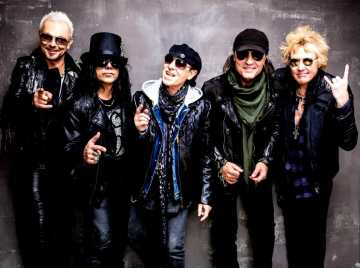 "SCORPIONS – ""Eye Of The Storm"""