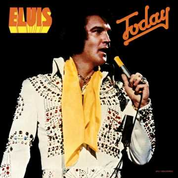 """Elvis Presley: """"Today – 40th Anniversary Edition"""" (2 CDs)"""