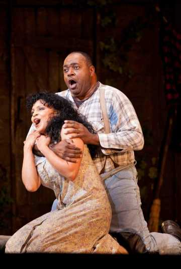 """The Gershwins´ PORGY AND BESS: """"Summertime, and the livin' is easy…"""" – mit Trailer"""