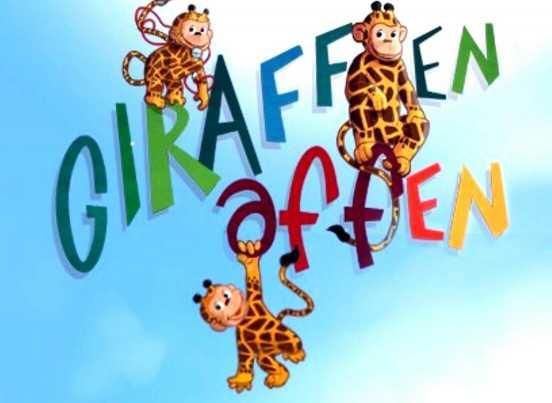 Giraffenaffen Konzert