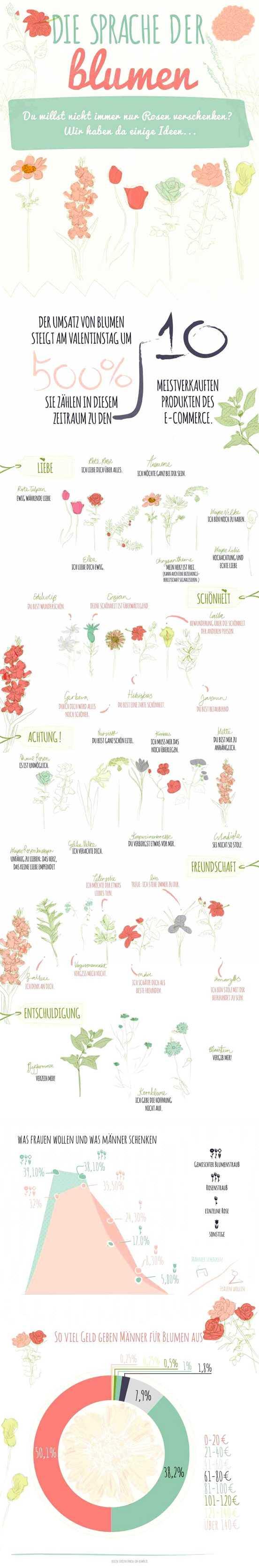 BlumenSpracheValentinstag