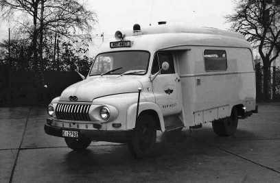 KoelnNotarztdienst60Jahre1957