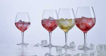 Sommertrend 2017: Wine on Ice