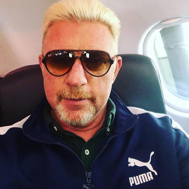 News Boris Becker