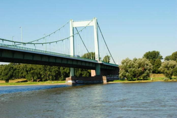 Sanierung Mülheimer Brücke