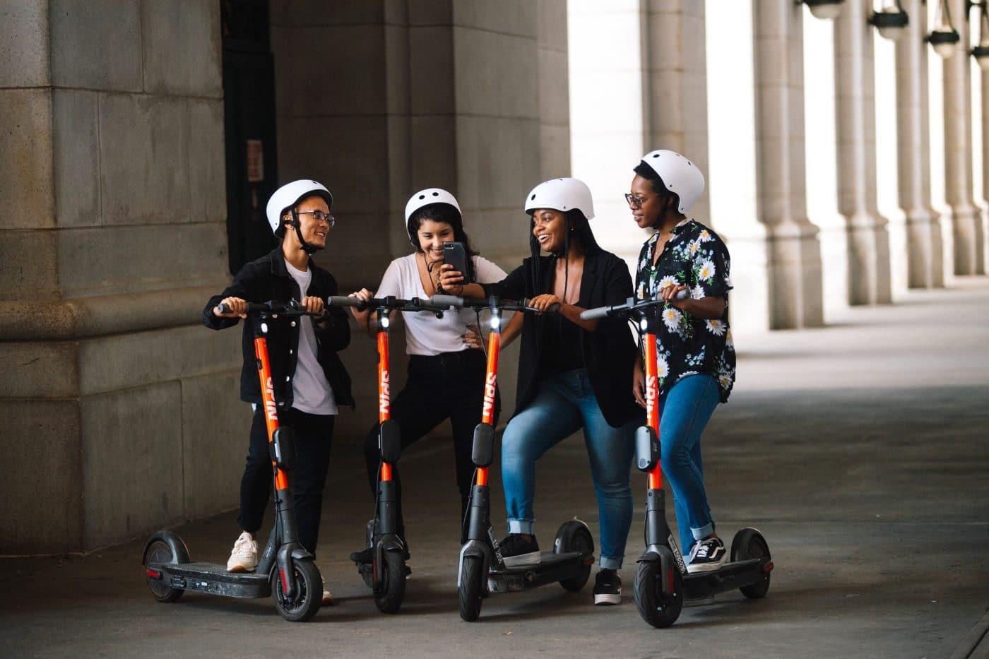 Escooter Köln